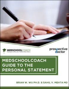 Guide to the Personal Statement