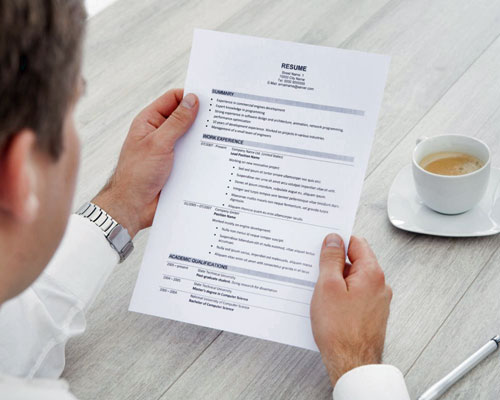 Anatomy of a Strong Med School Application Resume